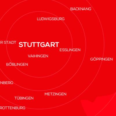 Erich Bauer Gebäudereinigung GmbH im Umkreis Stuttgart, Pforzheim, Rottenburg, Schwäbisch Gmünd, Vaihingen, Esslingen,Ludwigsburg