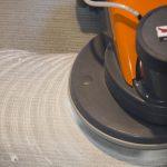 Maschine für Teppich und Bodenbelagreinigung und Pflege